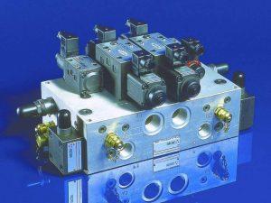 bloc foré hydraulique