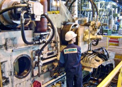 Centrale hydraulique de presse