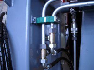 connectique des fluides