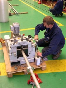 tuyautage hydraulique