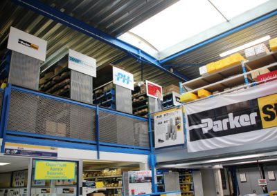 Sogema Services Parkerstore