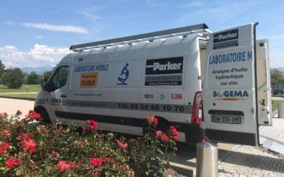 SOGEMA Services au siège européen de Parker Hannifin – Juin 2019