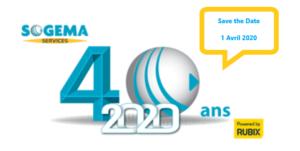 SOGEMA Services 40 ans
