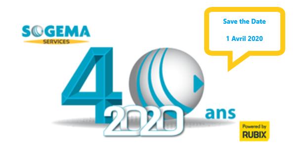 SOGEMA Services a 40 ans en 2020